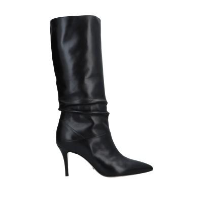 セバスチャン SEBASTIAN ブーツ ブラック 38 牛革(カーフ) ブーツ