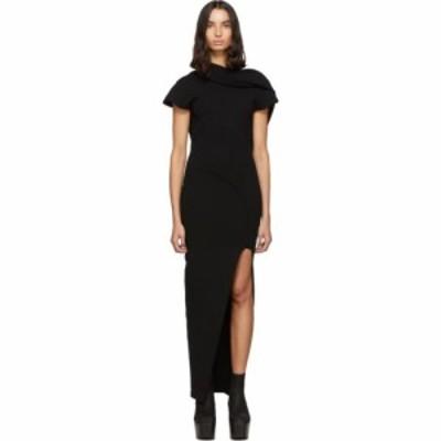リック オウエンス Rick Owens レディース ワンピース ワンピース・ドレス black theresa dress Black