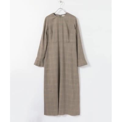 【アーバンリサーチ/URBAN RESEARCH】 ROSSO AVERY ROW FLARE LONG DRESS