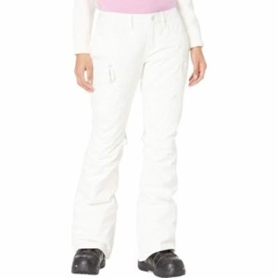 バートン Burton レディース スキー・スノーボード ボトムス・パンツ Gloria Pants Insulated Stout White