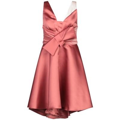 ELISABETTA FRANCHI ミニワンピース&ドレス パステルピンク 42 ポリエステル 100% / ナイロン ミニワンピース&ドレス