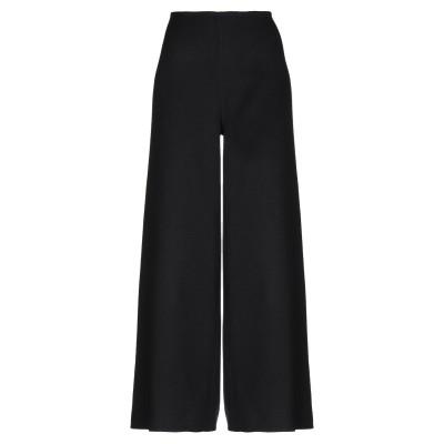 ミラ・ショーン MILA SCHÖN パンツ ブラック 42 ウール 56% / シルク 22% / バージンウール 22% パンツ
