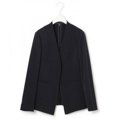 ICB/アイシービー 【洗える】Fied カラーレスジャケット ネイビー系 00