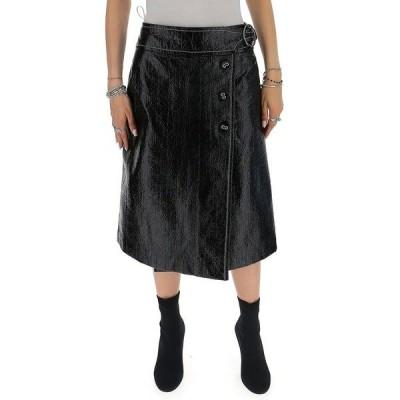 マルニ レディース スカート ボトムス Marni Wrapped Stitch Detail Skirt -