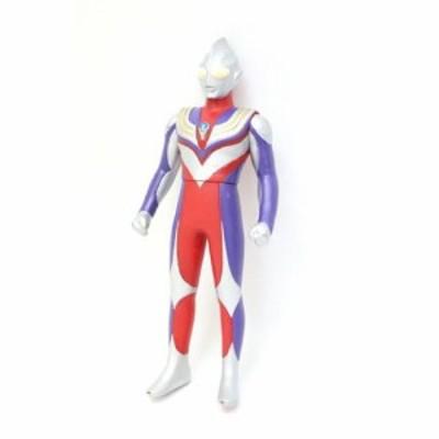 【中古】ソフビ 人形 ウルトラマンティガ B.2013 高さ約14cm /Z