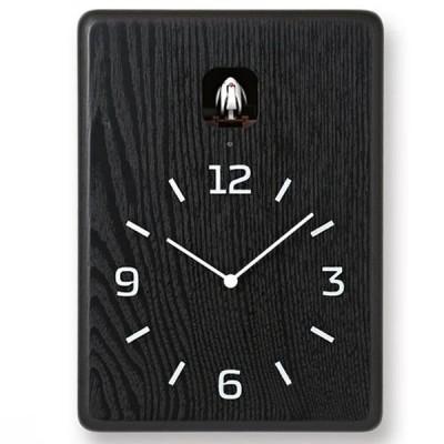 【受注確定後2〜4週間でお届け致します】掛け時計/置時計 CUCU(クク) カッコー時計 レムノス 壁掛け時計