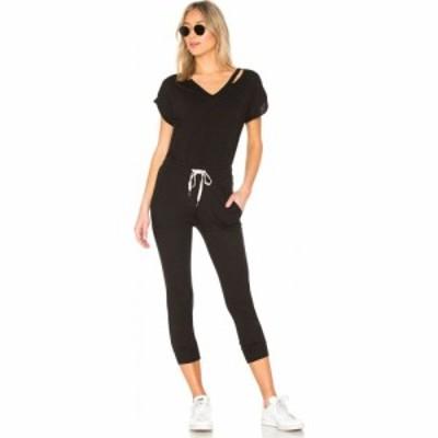 フィランソロピー n:philanthropy レディース オールインワン ジャンプスーツ ワンピース・ドレス Space Jumpsuit Black
