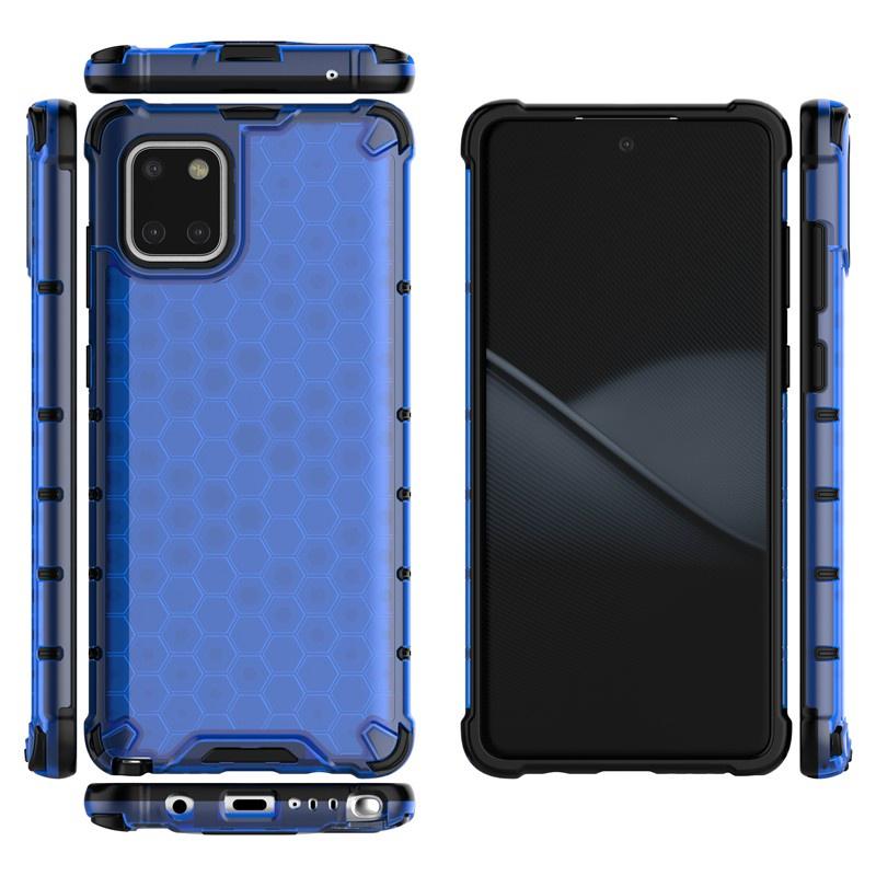 蜂巢結構軍規防摔殼 適用於三星A42 A52 A31 A71 A51 Note10 lite 保護殼Galaxy手機殼