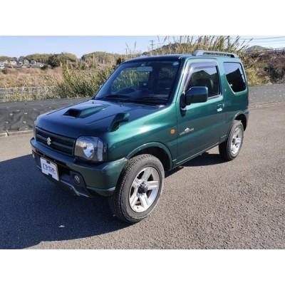 ジムニー 660 ランドベンチャー 4WD キーレス/ETC/純正アルミ/シートヒーター
