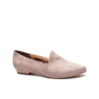チャイニーズ ランドリー サンダル シューズ レディース Women's Emmie Pointed Toe Flats Taupe