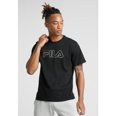 フィラ メンズ スポーツ用品 PAUL - Print T-shirt - black