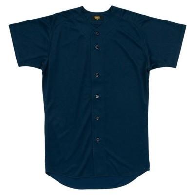 ユニフォームシャツ  ZETT ゼット ヤキュウソフトユニフォーム シャツ・M (BU1071-2900)
