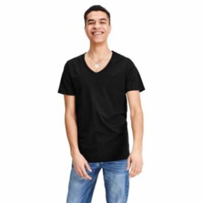 jack---jones ジャック & ジョーンズ ファッション 男性用ウェア Tシャツ jack-&-jones basic-v-neck