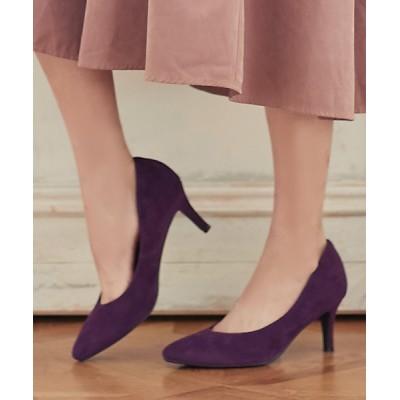 kobelettuce / 【入学式・結婚式・フォーマルシーン対応靴】走れる多機能クッション内蔵ポインテッドトゥパンプス WOMEN シューズ > パンプス