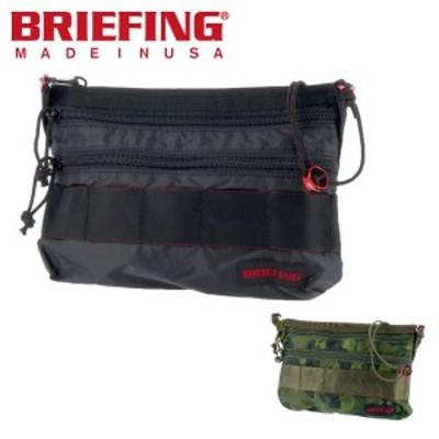 送料無料/ブリーフィング/BRIEFING/サコッシュバッグ/ショルダーバッグ/RED LINE/サコッシュ SL パッカブル/brm182201/メンズ/レディース