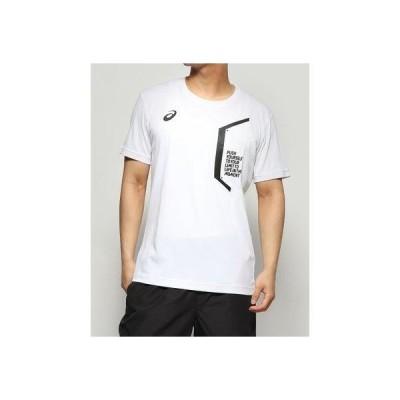 アシックス asics バレーボール 半袖Tシャツ LIMOクールシヨートスリーブトツプ 2031B202