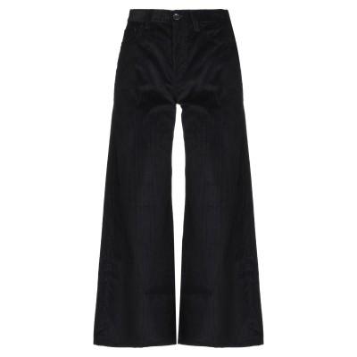 NINE:INTHE:MORNING パンツ ブラック 26 コットン 96% / カシミヤ 4% パンツ