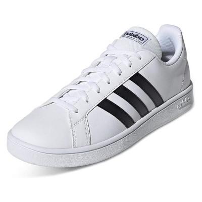 adidas [アディダス][レディース] GRANDCOURT BASE W グランドコート ベース W EE7904 フットウェアホワイト/コアブラック/ダークブルー