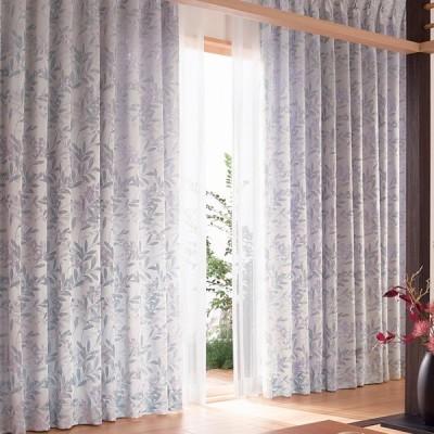 カーテン 東リ エルーア KSA60159〜KSA60160 フラット縫製(FT) 幅〜77cm×丈〜100cm