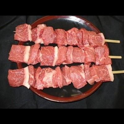 バーベキュー串焼用【国産牛モモ】1本(約150g)