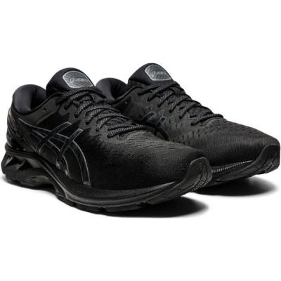 アシックス ASICS メンズ ランニング・ウォーキング シューズ・靴 GEL-Kayano 27 Black/Black