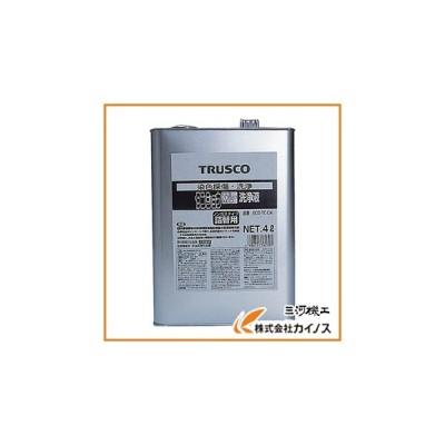 TRUSCO αタンショウ洗浄液 4L ECO-TC-C4