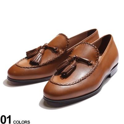 Salvatore Ferragamo サルヴァトーレフェラガモ レザー タッセル ローファー PATRICK ブランド メンズ シューズ 靴 革靴 レザー FG020065741524