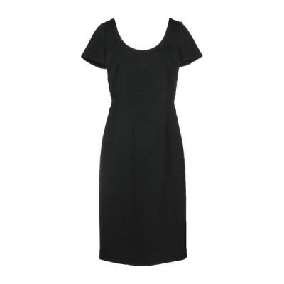 DIANE VON FURSTENBERG チューブドレス ファッション  レディースファッション  ドレス、ブライダル  パーティドレス ブラック