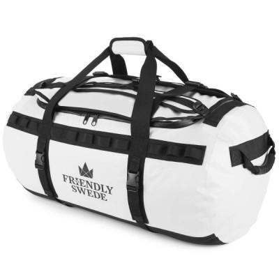 北欧「The Friendly Swede」 ダッフルバッグ 耐水 ボストンバッグ スポーツバッグ 旅行バッグ 旅行カバン メンズ レディース スポーツ ジムバッグ 3way 大容量