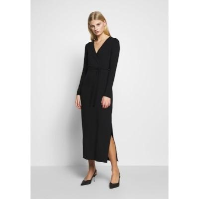 エム バイ エム ワンピース レディース トップス Shift dress - black