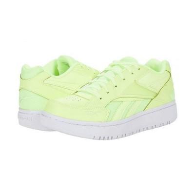 Reebok Lifestyle リーボック レディース 女性用 シューズ 靴 スニーカー 運動靴 Court Double Mix - Electric Flash/White