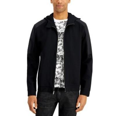 アイエヌシーインターナショナルコンセプト メンズ ジャケット&ブルゾン アウター INC Men's Travel Track Jacket, Created for Macy's