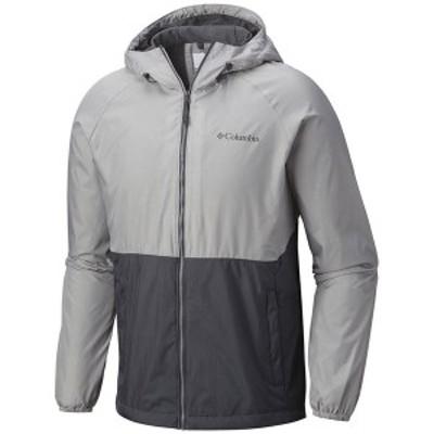 コロンビア メンズ ジャケット・ブルゾン アウター Columbia Spire Heights Jacket Graphite, Columbia Grey