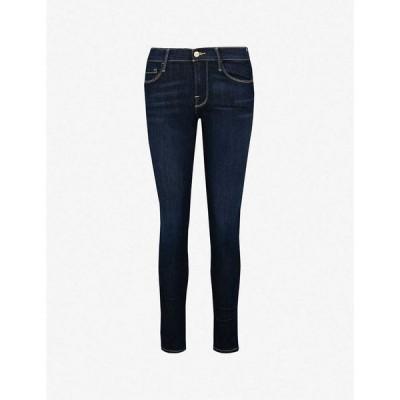 フレーム FRAME レディース ジーンズ・デニム スキニー ボトムス・パンツ Le Skinny de Jeanne skinny mid-rise jeans QUEENSWAY