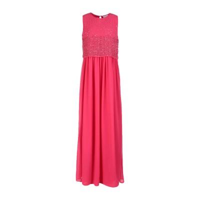 LA KORE ロングワンピース&ドレス フューシャ 0 ポリエステル 100% ロングワンピース&ドレス