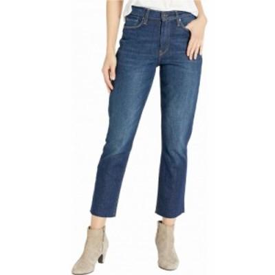 ハドソンジーンズ Hudson Jeans レディース ジーンズ・デニム ボトムス・パンツ Holly Straight High-Rise Crop in Impromptu Impromptu