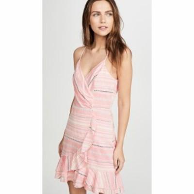 パーカー Parker レディース ワンピース ワンピース・ドレス Jay Dress Sunset Stripe