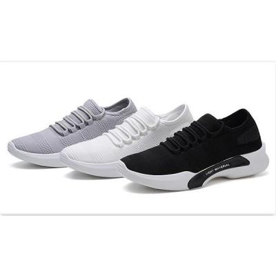 スニーカー メンズ トリコロール キャンバス シューズ 靴 シンプル カジュアル レディース シューズ キャンバススニーカー 美脚 歩きやすい