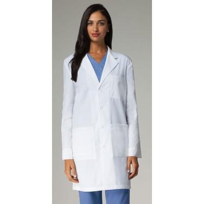 BARCO PRIMA 29116モデル 男女兼用 米国メーカー 白衣 ドクターコート 医療用 医師用 ロング丈