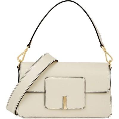 ワンダラー Wandler レディース ハンドバッグ バッグ Georgia Ivory Leather Top Handle Bag Natural