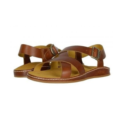Chaco チャコ レディース 女性用 シューズ 靴 サンダル Wayfarer - Ochre