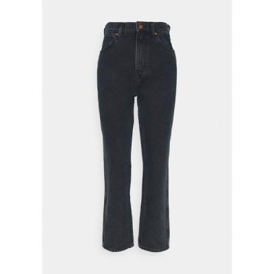 ラングラー デニムパンツ レディース ボトムス WILD WEST - Straight leg jeans - silver springs