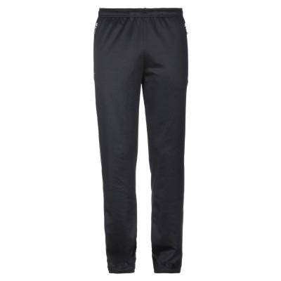 SANDRO パンツ ブラック S ポリエステル 55% / コットン 45% パンツ