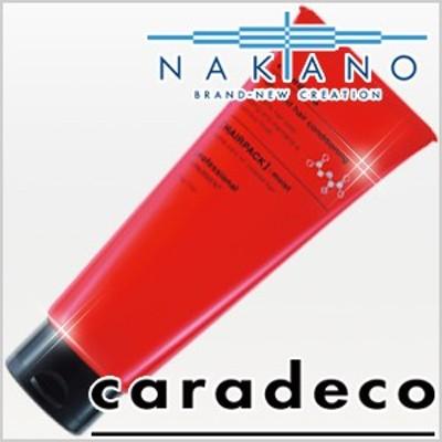∴∵ナカノ キャラデコ ヘアパック モイスト 200g /中野製薬/NAKANO