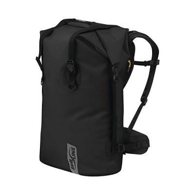 SealLine Unisex's Boundary Waterproof Backpack, Black, 115-Liter 並行輸入品