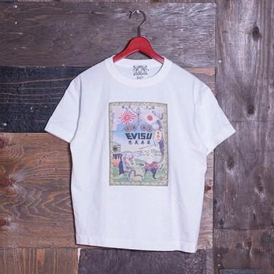 EVISUエヴィス 《VETERANO AC》 T-SHIRT (MOTITUKI) /Tシャツ/半袖/EVISUジーンズ