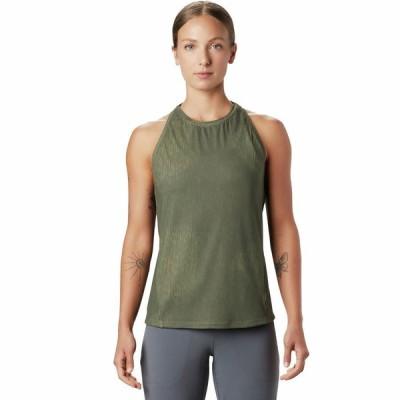 (取寄)マウンテンハードウェア レイク タンク トップ - レディース Mountain Hardwear Crater Lake Tank Top - Women's Light Army
