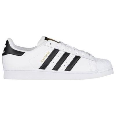 アディダス オリジナルス メンズ スーパースター adidas Originals Superstar スニーカー シューズ White/Black/White