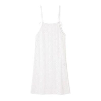 ROSE BUD/ローズ バッド 2wayレースキャミドレス ホワイト -