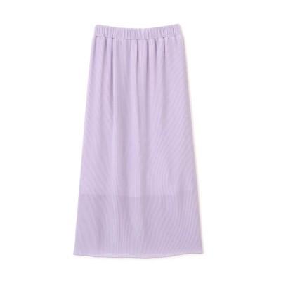 《Sシリーズ対応商品》シフォンナロープリーツタイトスカート